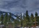 ski area view