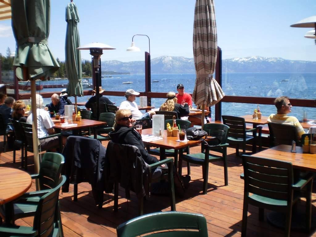 Gar Woods Grill And Pier Lake Tahoe