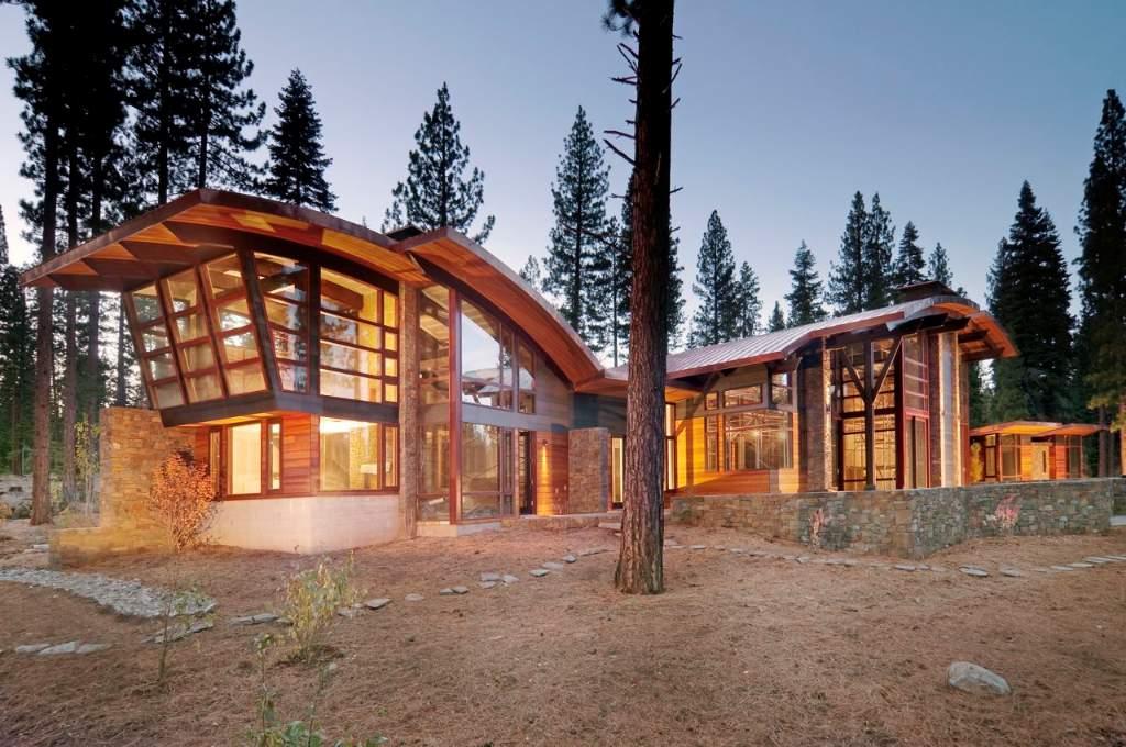 Martis Camp Home Design House Design Plans