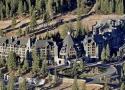 Ritz Carlton Lake Tahoe aerial