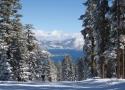 Lake Tahoe view from Northstar