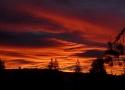 Prosser Lake sunrise