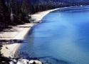 DL Bliss State Park beach