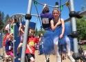 playground at Truckee River Regional Park