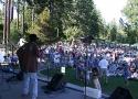 Tahoe City commons beach summer concert