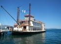 Tahoe Gal departing Tahoe City